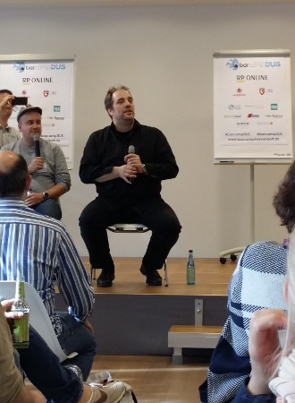Barcamp Düsseldorf: Viele Sessions – große Themenvielfalt